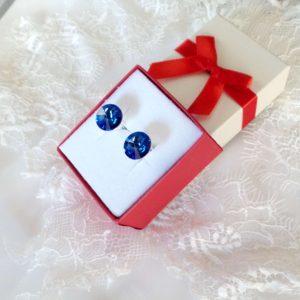 butoni-argint-swarovski-sapphire