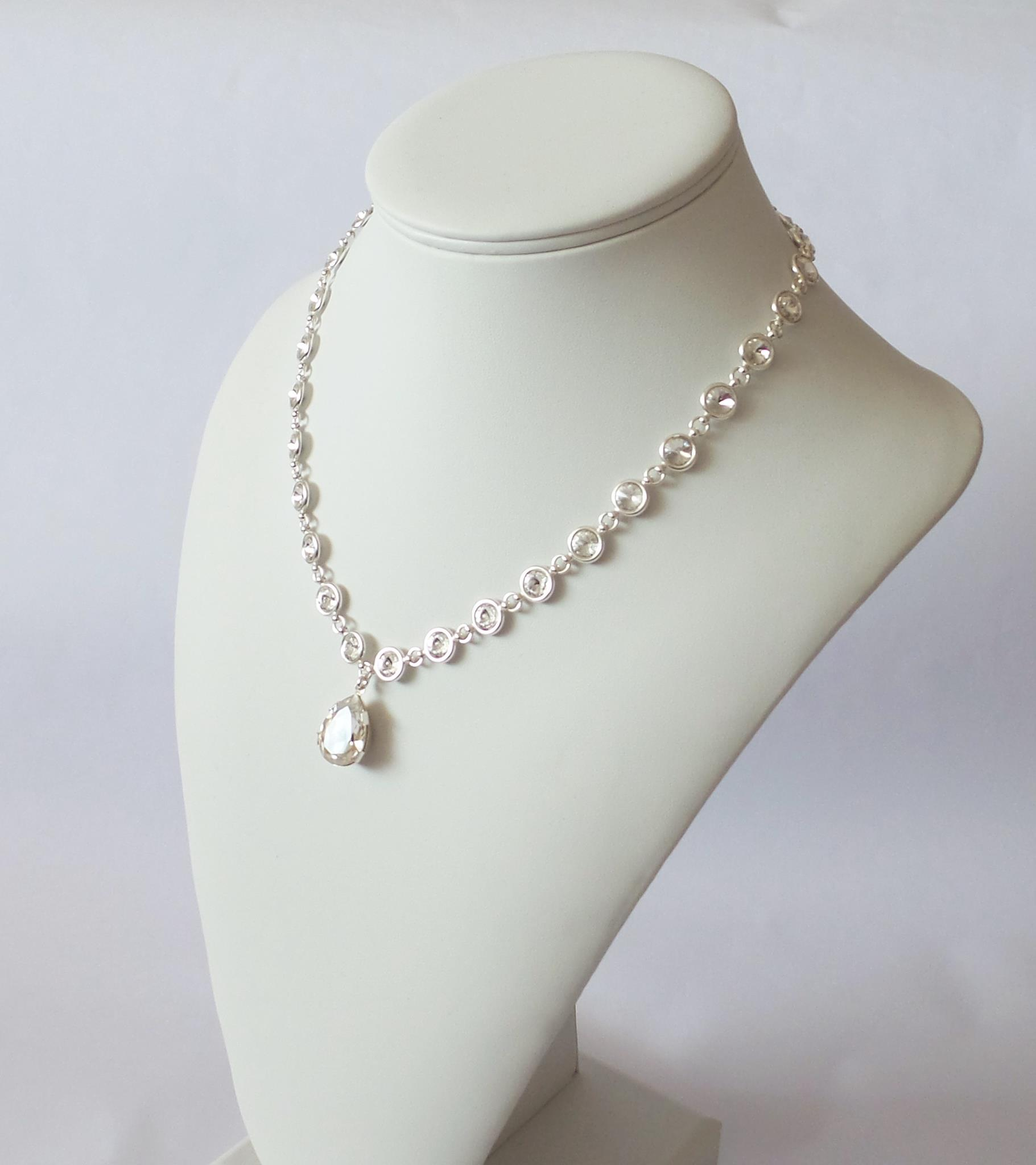 colier-lung-mireasa-argint-swarovski-crystal