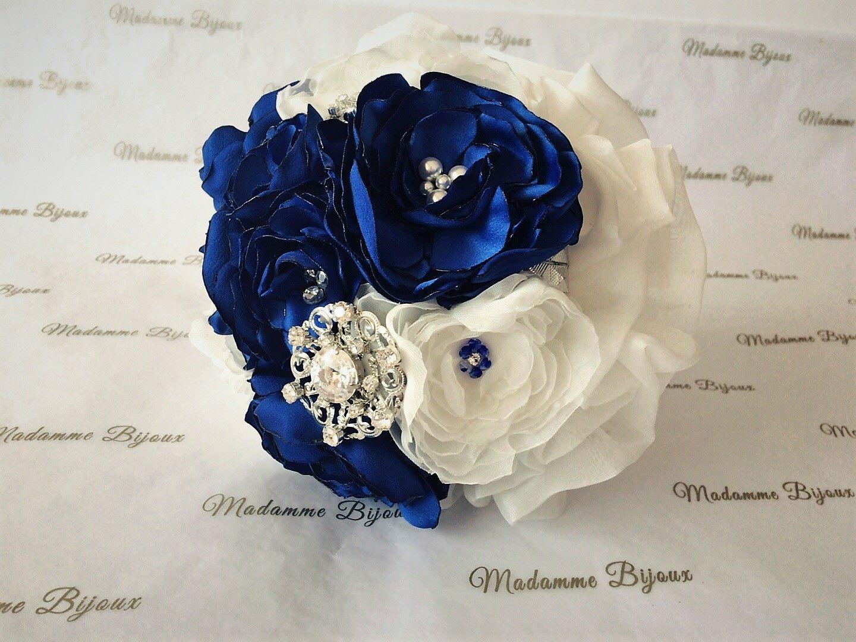 Buchet Royal Blue 577 Madamme Bijoux